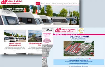 Seit heute ist unsere Webseite völlig neu.